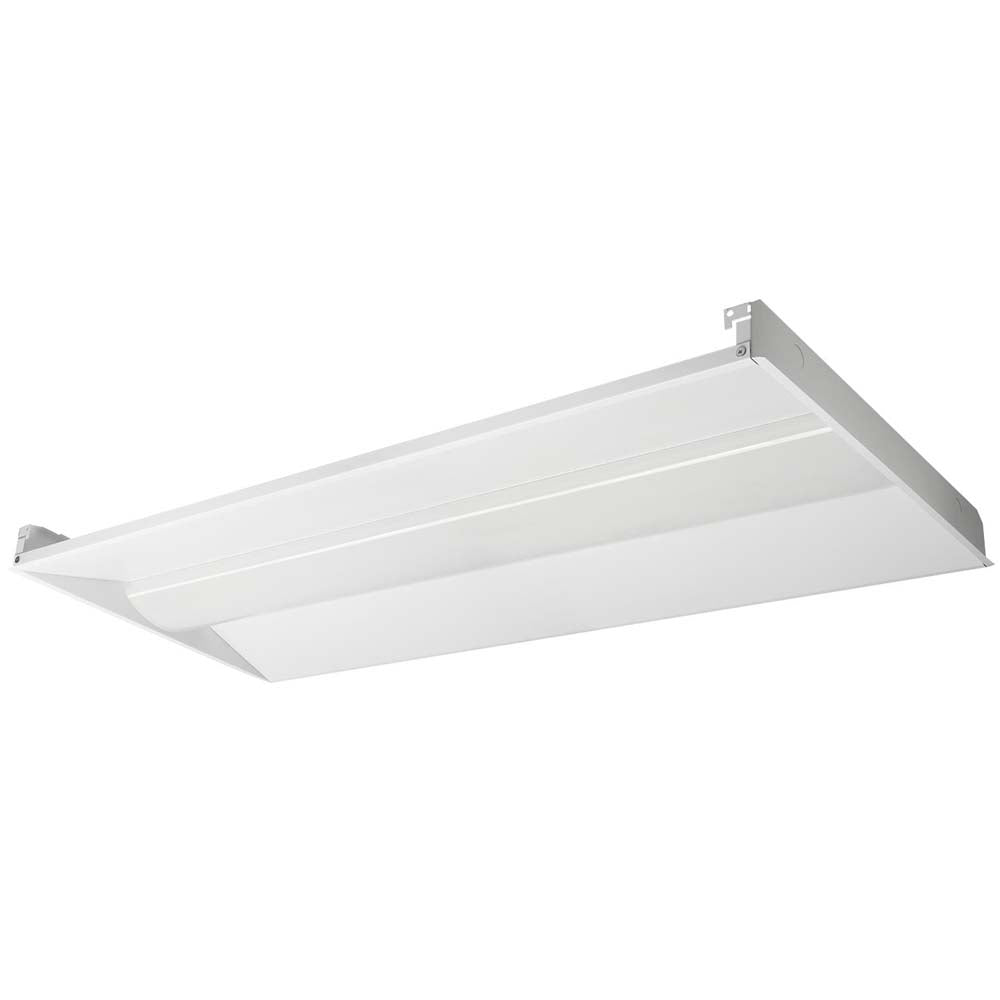 Sunlite 85229-SU 55w 2X4 LED Lay In Troffer Fixture Recessed Cool White 4000K