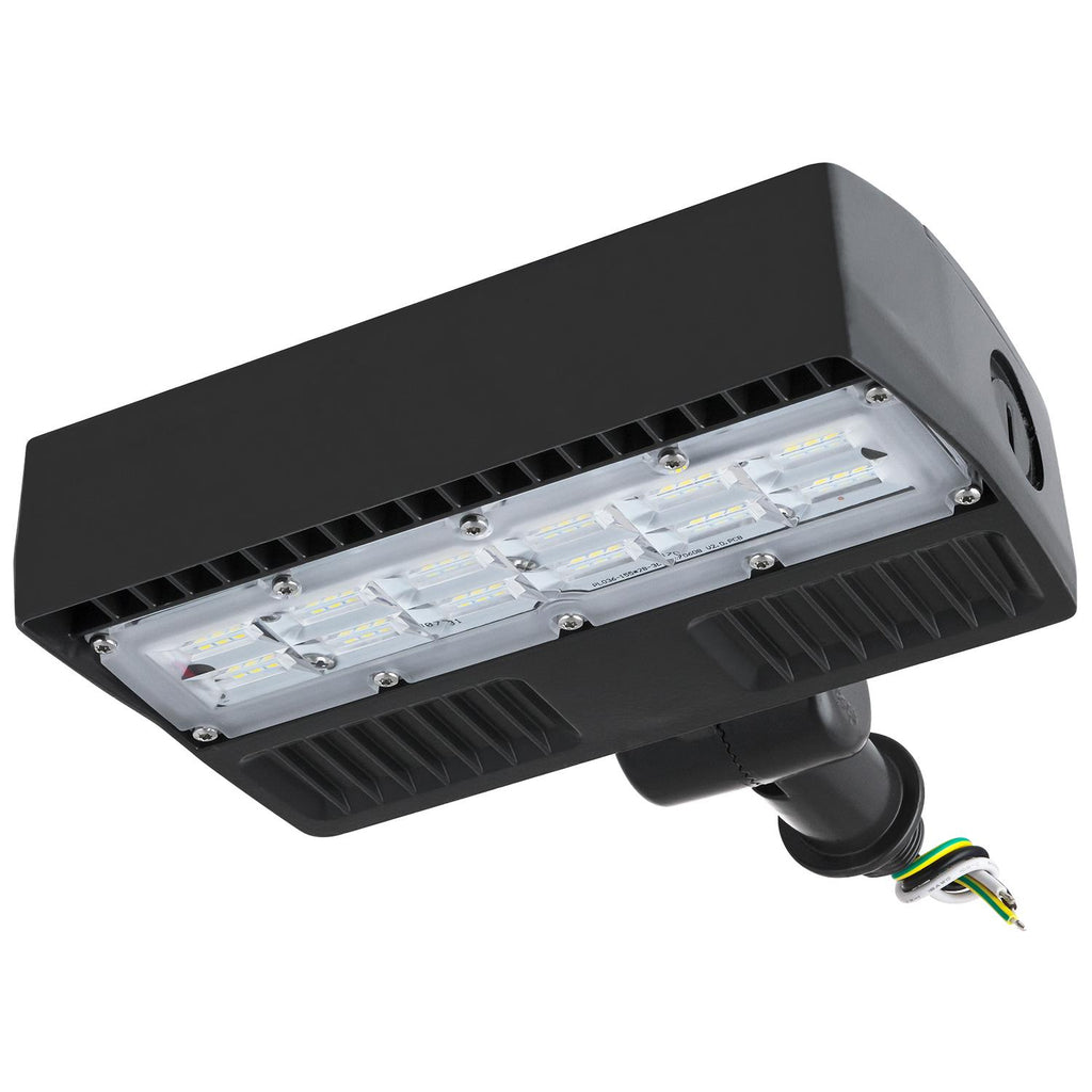 SUNLITE 30W Integrated LED High Output Street Light 5000K Super White