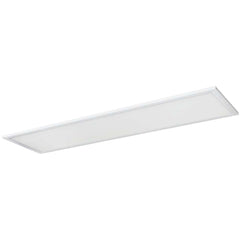 2Pk Sunlite 85391-SU 40w LED Flat Panel Fixture White Neutral White 3500k