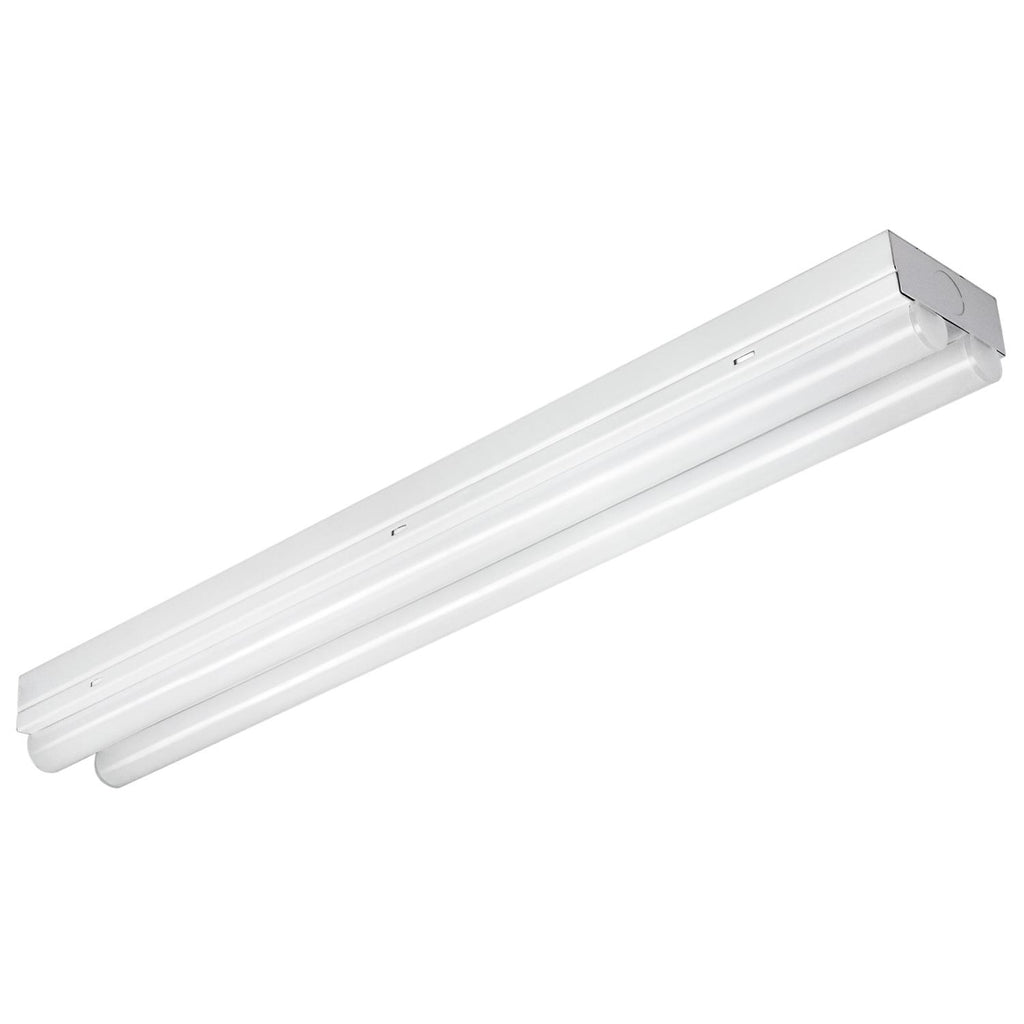 SUNLITE 15W 24in. 2-Light Integrated LED Strip Fixture 4000K Cool White