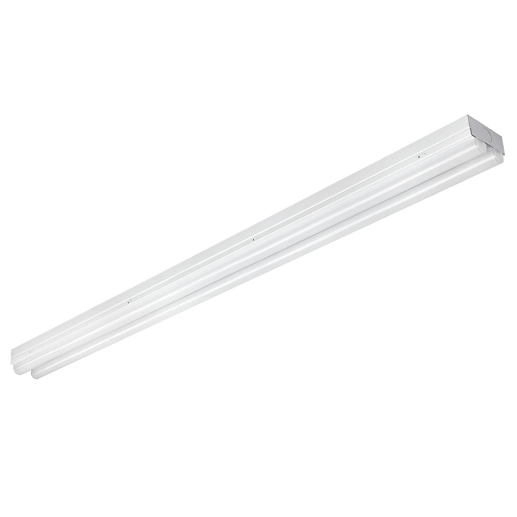 SUNLITE 30W 4ft. 2-Light Integrated LED Strip Fixture 4000K Cool White