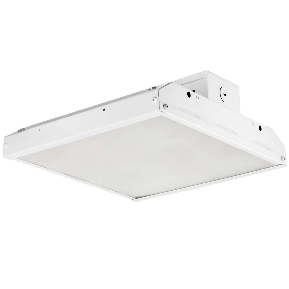 "Sunlite 85449-SU 90w 24"" Linear LED High Bay Fixture 5000k Super White"