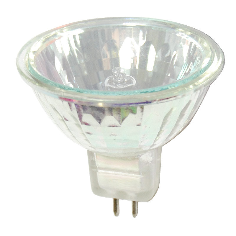 GE 20w 12v BAB Proline MR16 GX5.3 Base Flood Halogen Light Bulb - CG