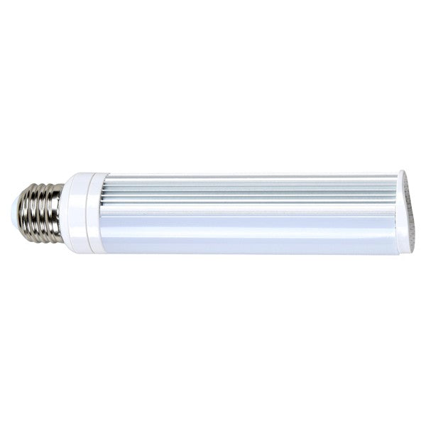 Satco S8757 8W LED PL Medium 3500K Neutral White 725 Lumens E26
