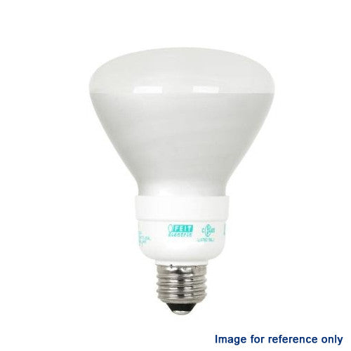 FEIT 15W 120V R30 Compact Fluorescent Frosted Light Bulb (4 pack)