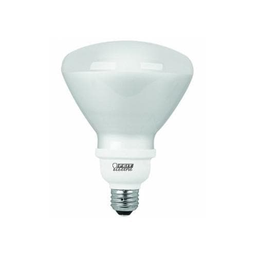 FEIT 23W 120V R40 Compact Fluorescent Frosted Light Bulb (4 Pack)