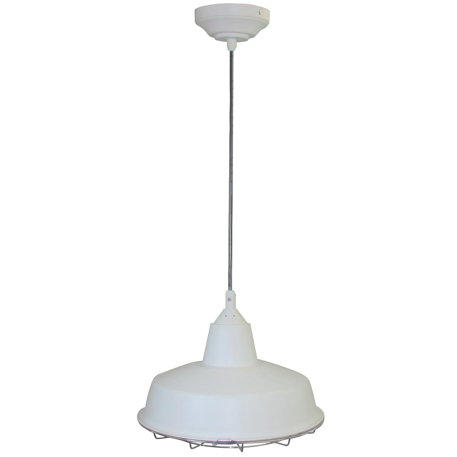 SUNLITE 13w 12in LED Utility Ceiling Shades in White - 3000K