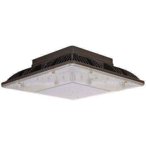 Sunlite 14 inch 85W Outdoor 5000K LED Super White Ceiling Mount Fixture