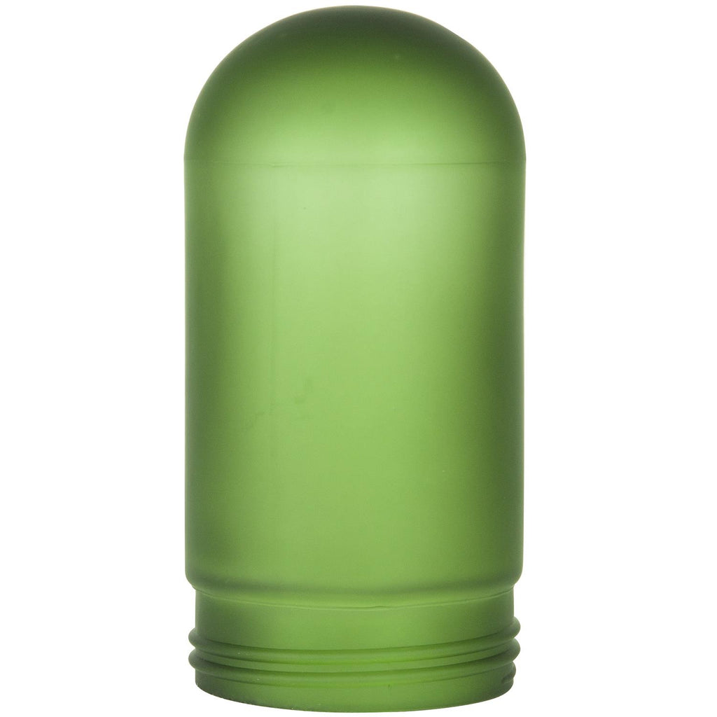 SUNLITE 88151-SU Green Vaporproof Replacement Glass Globe