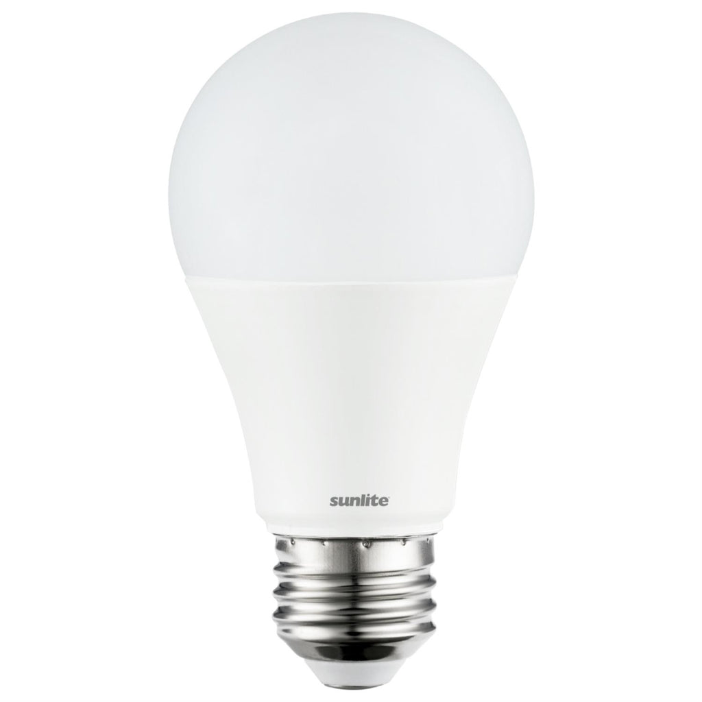 Sunlite 10w A19 Household Lamp E26 Medium Base 4000K Cool White
