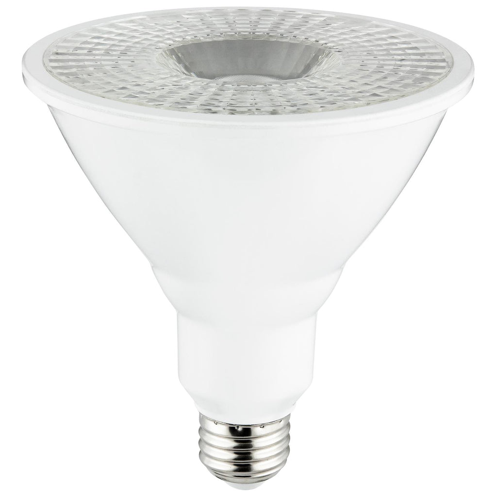 SUNLITE 18w LED PAR38 Flood 35 E26 Medium Base 3000K Warm White