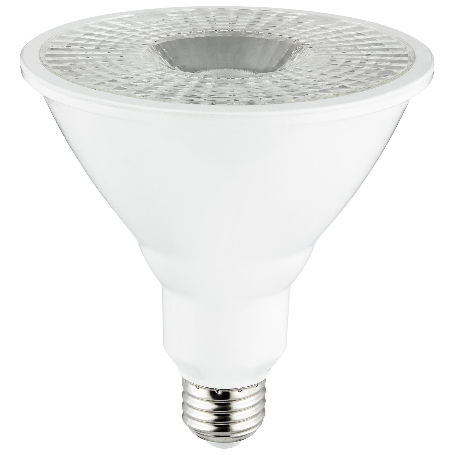 SUNLITE 18w LED PAR38 Flood 35 Lamp E26 Medium Base 5000K Super White