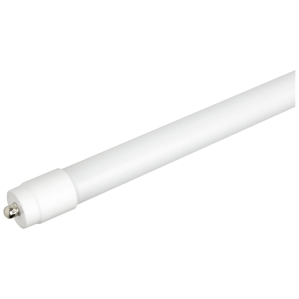 Sunlite 43W Fa8 Single Pin LED T8 8ft. 5000K Super White with PET Coeding
