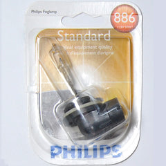 Philips 886 - 50w 12.8v PG13 Base Automotive Bulb
