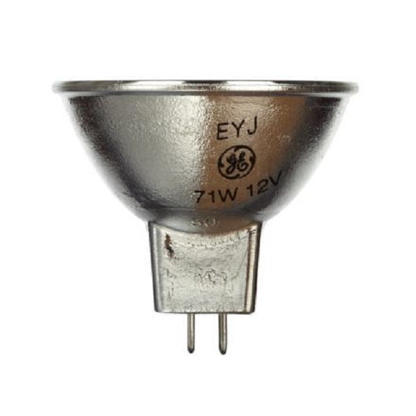 GE EYJ 71w NFL Narrow Flood ConstantColor Halogen Bulb with Cover Glass