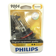 Philips 9004 HB1 - Low and High Beam Headlight Original Equipment Quality