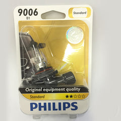 Philips 9006 HB4 - 55W 12V Halogen Standard Clear Low Beam headlamp
