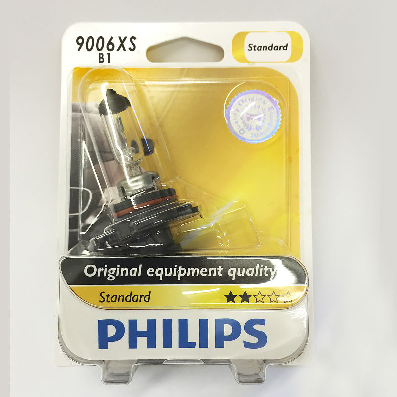 Philips 9006XS Standard OEM Halogen Low Beam Headlamp Light bulb