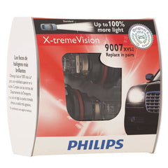 Philips 9007 HB5 - 65/55w X-treme Vision Headlight Automotive lamp - 2 bulbs