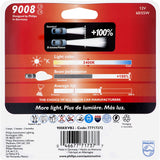 Philips H13 9008 - 60/55w 12v P26 X-treme Vision Automotive lamp - 2 bulbs_1