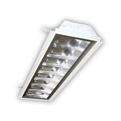 Sunlite FBO32T8U6 120v a09 recessed lay-in commercial fixtures