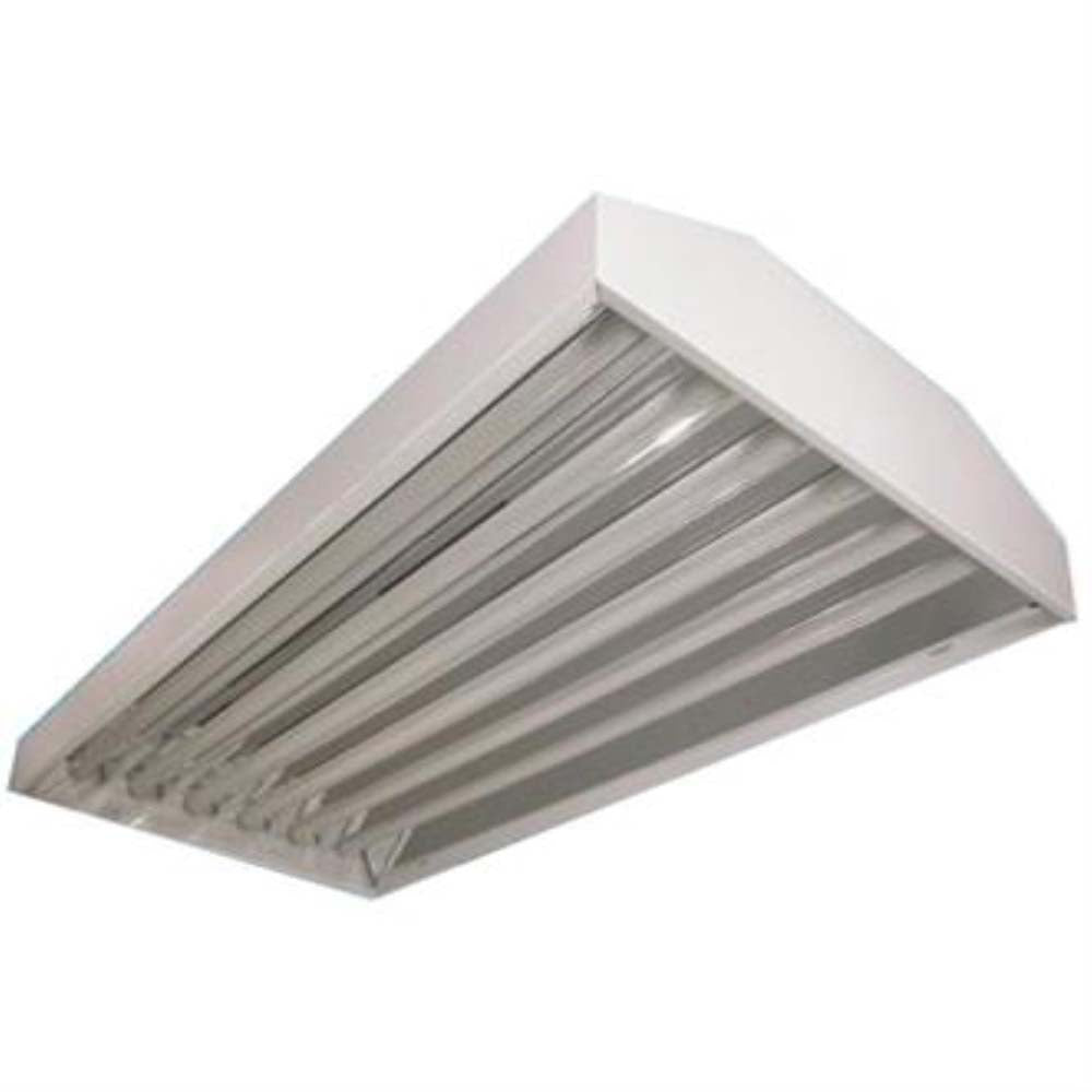 Sunlite 216w 48 inch 6-Light T8 Linear White Finished UVC Germicidal Fixture