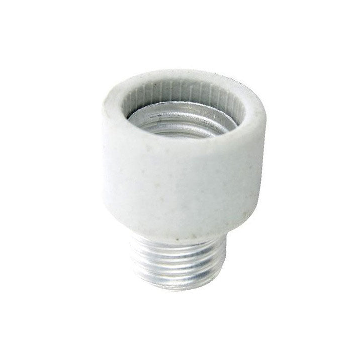Satco E131 E26 Ceramic E26 Medium Base 1inch porcelain socket extender