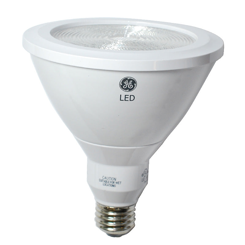 GE 18w PAR38 Dimmable LED 3000k NFL25 Narrow Flood E26 120v Light Bulb