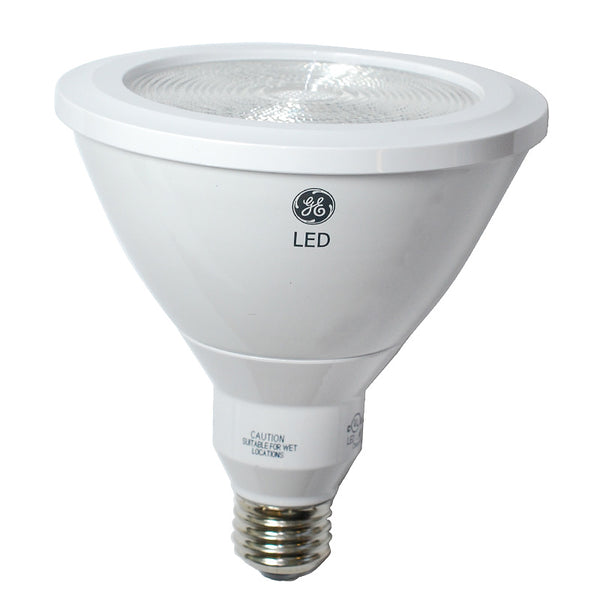Ge 92963 18w Par38 Dimmable Led 3000k Nfl25 Narrow Flood
