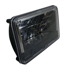 4X6 Inch Rectangular Nighthawk LED Headlamp replacement for 4651, H4651, H5051
