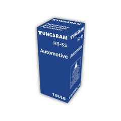 Tungsram H3-55 UNIT Standard head lamps Automotive Bulb