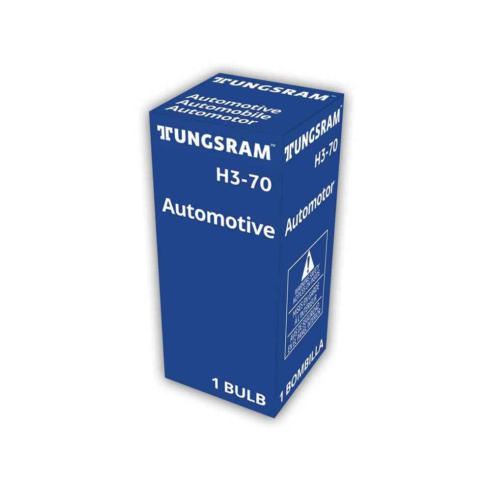 Tungsram H3-70 UNIT Standard head lamps Automotive Bulb