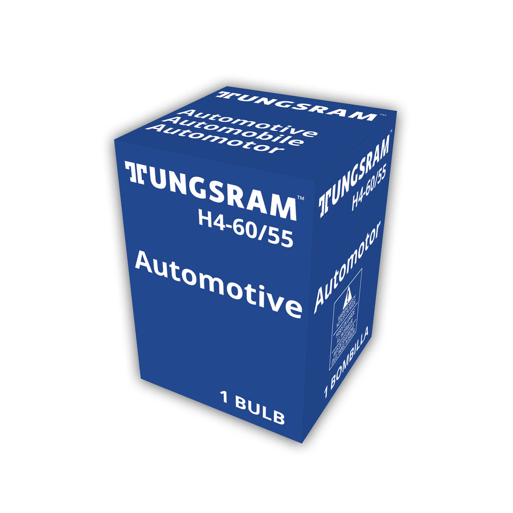 Tungsram H4-60/55 UNIT Standard head lamps Automotive Bulb