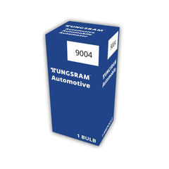 Tungsram 9004LL UNIT Long Life head lamps Automotive Bulb
