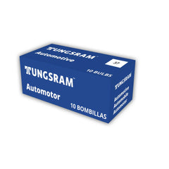 10PK - Tungsram 37 Standard Miniatures Automotive Bulb