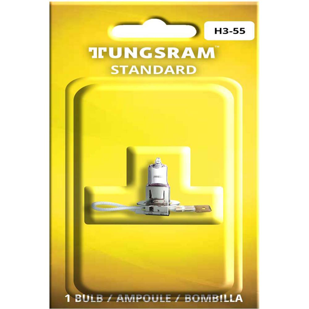 Tungsram H3-55 Standard head lamps Automotive Bulb
