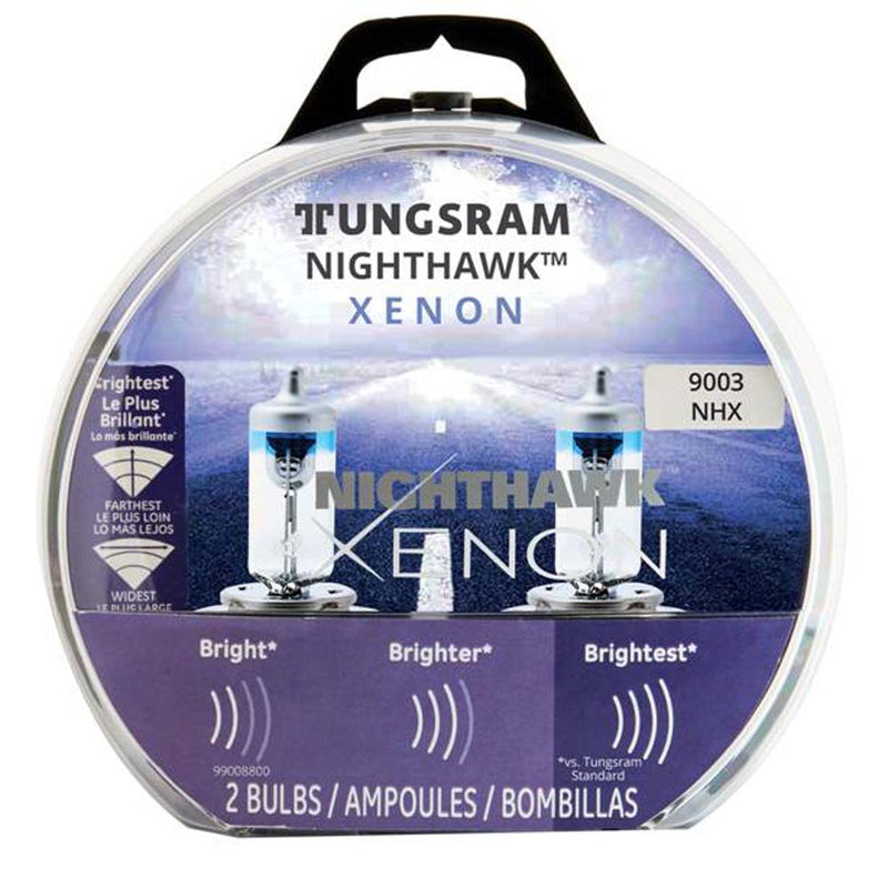 2Pk - Tungsram 9003NH Nighthawk Xenon head lamps Automotive Bulb
