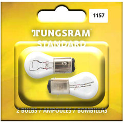 2Pk - Tungsram 1157 Standard Miniatures Automotive Bulb