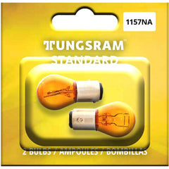 2Pk - Tungsram 1157NA Standard Miniatures Automotive Bulb