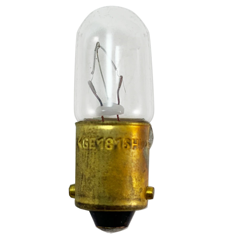 GE 1816 - 4w 13v  Ba9s C-2V Miniature Automotive light bulb