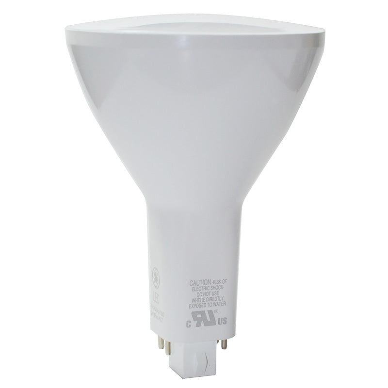 GE LED 12W G24q 4-Pin Vertical Plug-In White 3000K 950lm Light Bulb