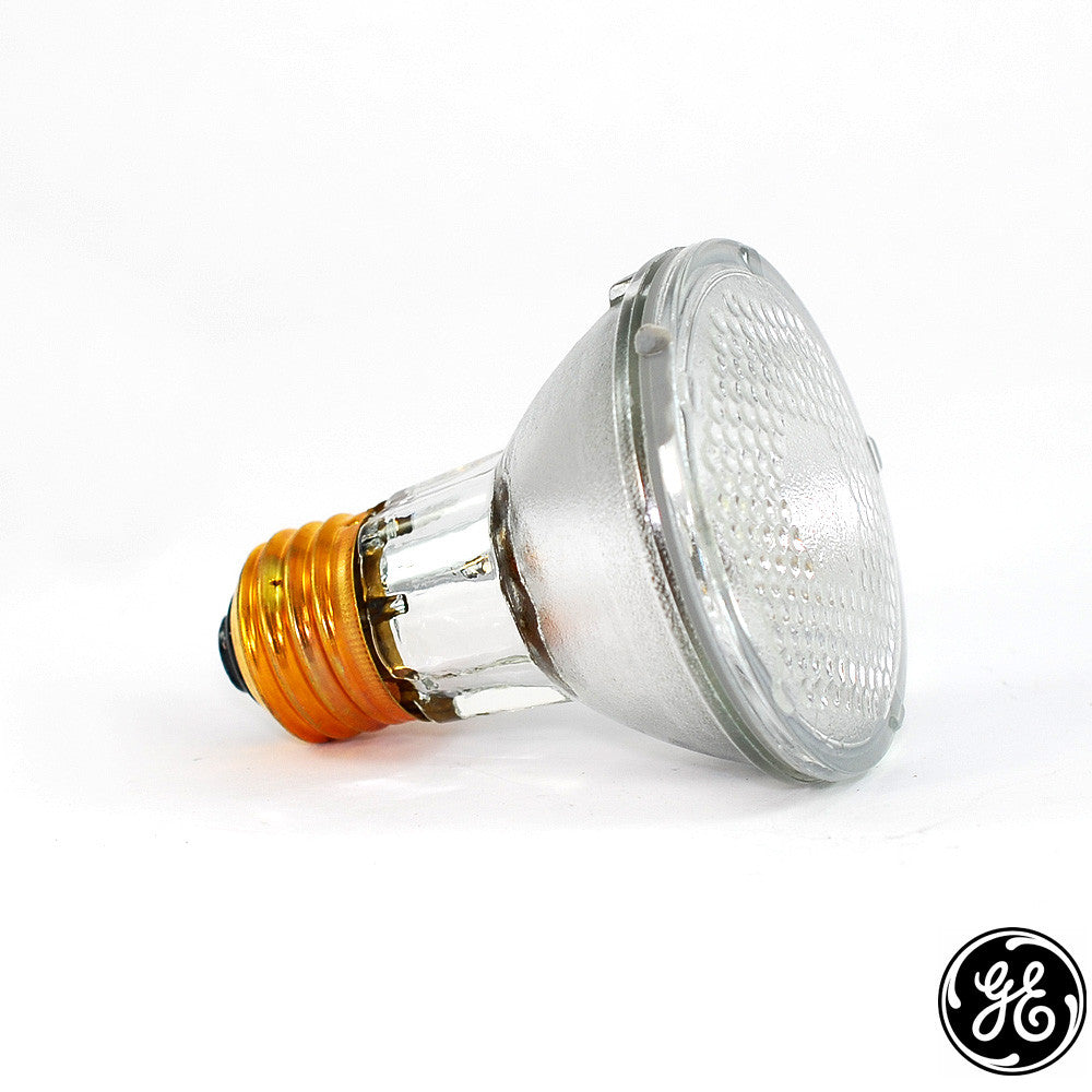 GE 50w 130v PAR20 Flood 25 degree halogen bulb