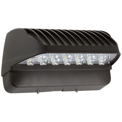 SUNLITE 42w 120-277V Bronze LED Wall mount fixture - 5000K