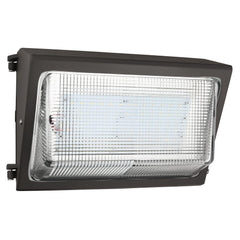 SUNLITE 40w Black Multi-Volt Outdoor Wallpack Light Fixtures - 5000K