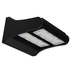 SUNLITE 80W Integrated LED Rotable Wall Pack Fixture 5000K Super White