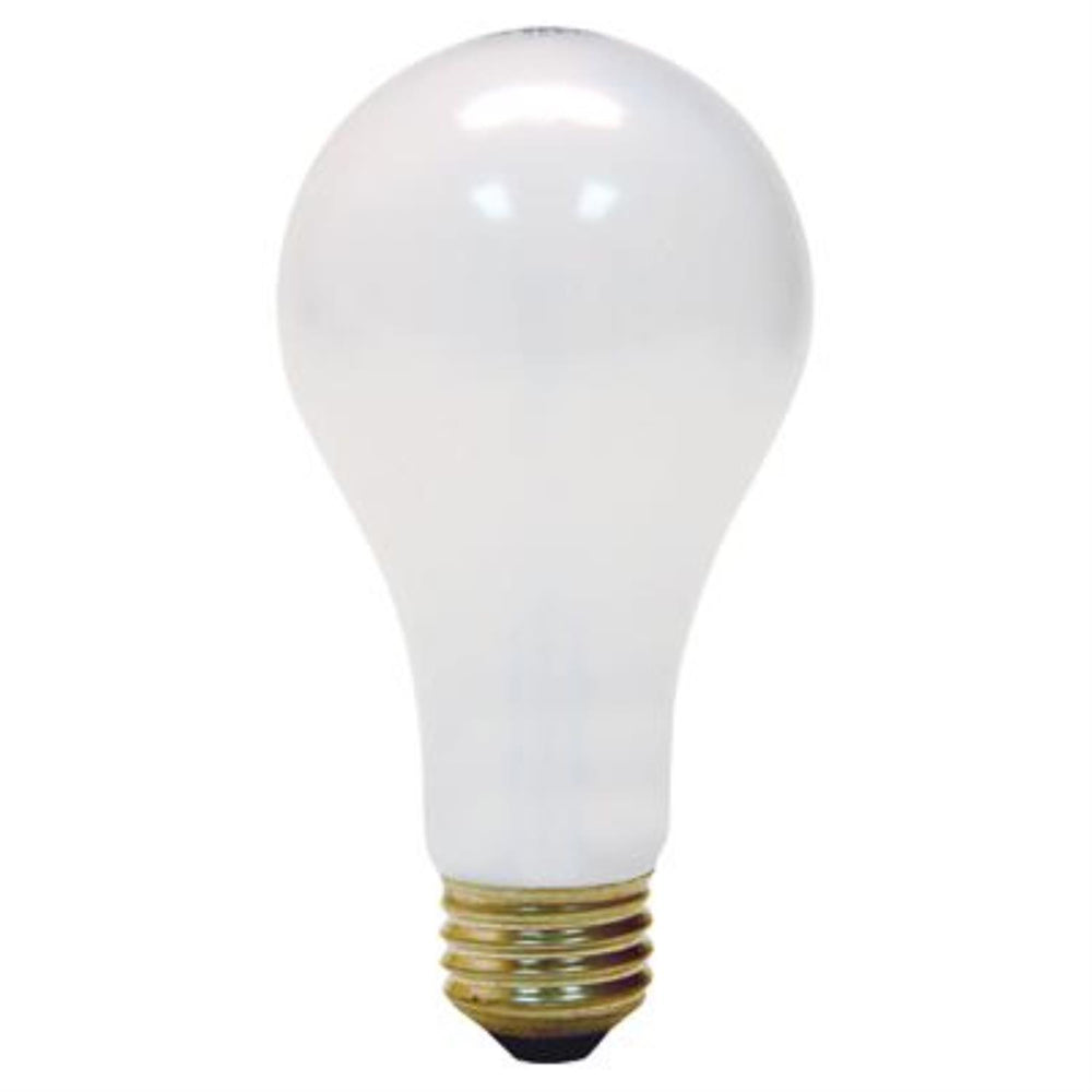 GE 50/200/250W 120V A21 Soft White E26 Base 3-way light bulb