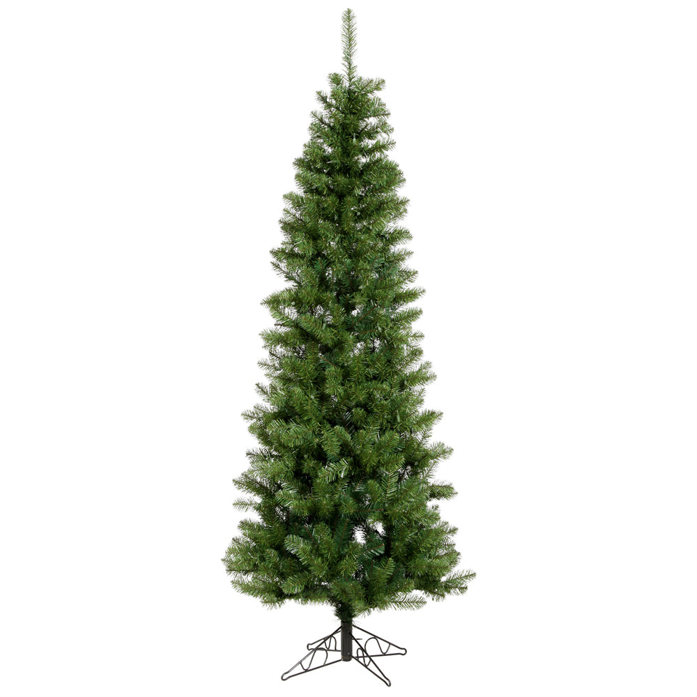 Vickerman 6.5Ft. Green 493 Tips Christmas Tree