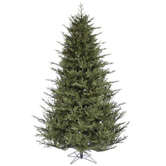 Vickerman 6.5Ft. Green 1744 Tips Christmas Tree