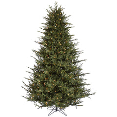 Vickerman 8.5Ft. Green 3470 Tips Christmas Tree 1000 Warm White LED Lights