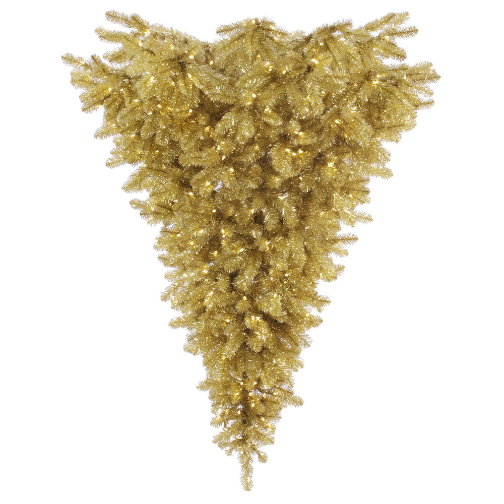 Vickerman 6 ft.x 61 in. Champagne Upside Down 600CL